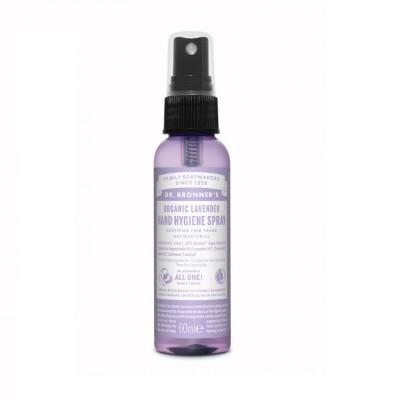 Spray Higienizador de Mãos Biológico de Alfazema