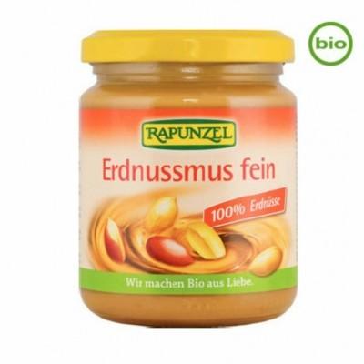 Manteiga de Amendoim Cremosa / Rapunzel