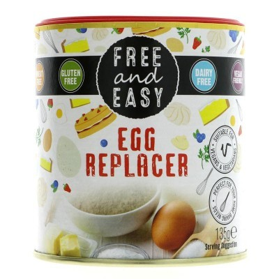 Egg replacer ( substituto  de ovo)