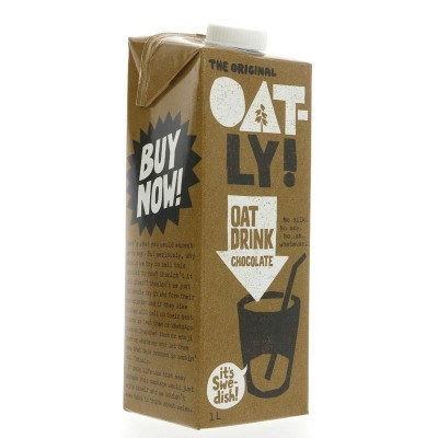 Bebida De Aveia C/ Chocolate | Oatly