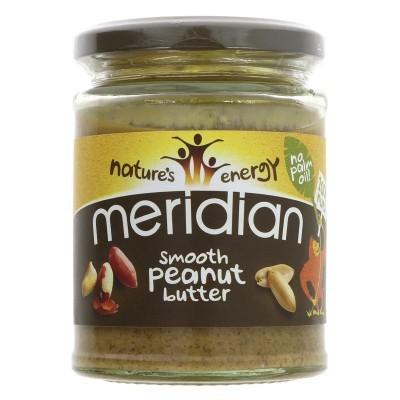 Manteiga de Amendoim Cremosa   Meridian