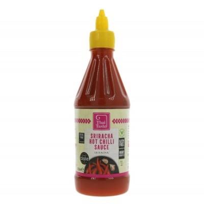 Molho de pimenta Sriracha