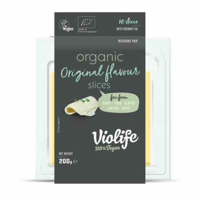 Queijo Fatiado Original Orgânico | Violife