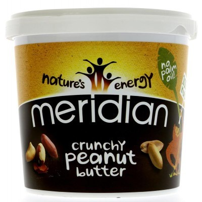 Manteiga de Amendoim Pedaços   Meridian