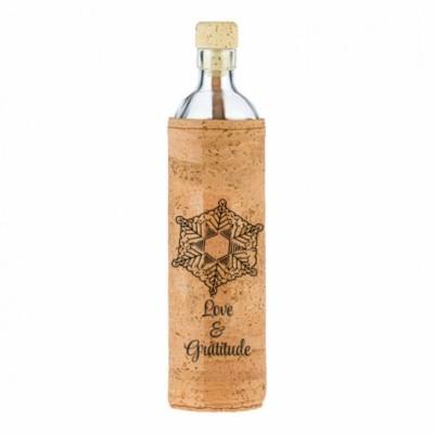 Garrafa Flaska Cortiça 0.75L