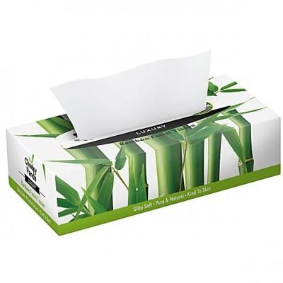 Lenços de Bambo (em caixa)