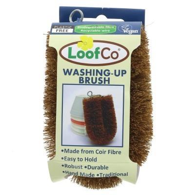 Escova para loiça com fibras biodegradáveis