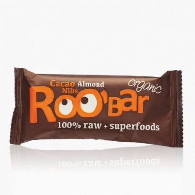 Barras Roo'Bar 50g
