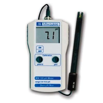 Medidor de pH MW100