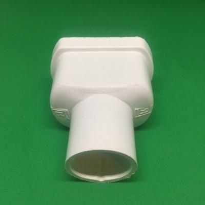 Topo con descarga Ø32 p /tubería perforado Ø49