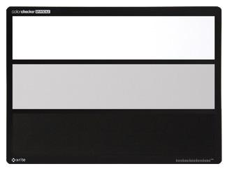 X-Rite ColorChecker Grayscale