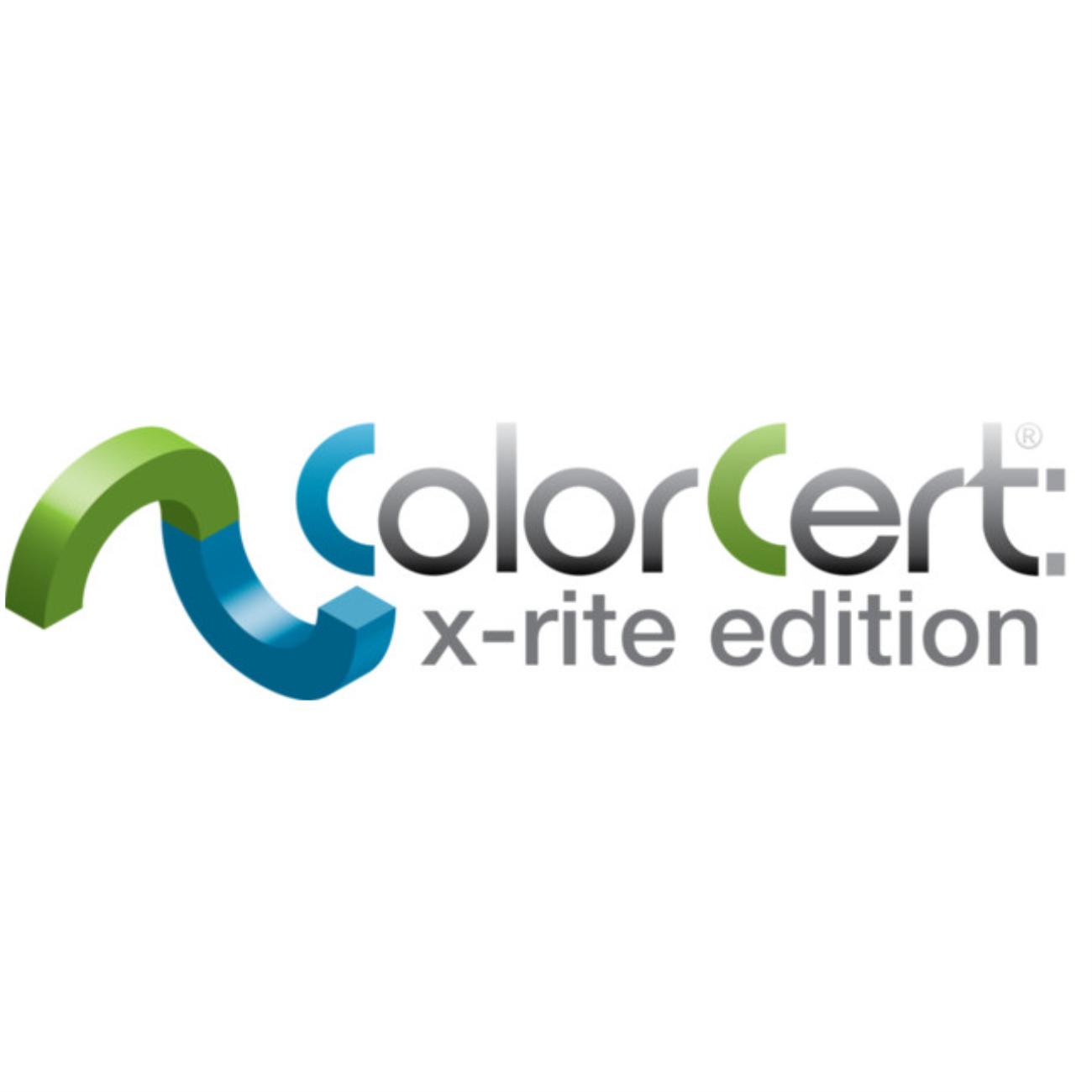 X-Rite ColorCert