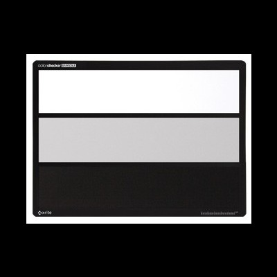 X-Rite ColorChecker Grayscale