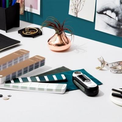 CAPSURE™ e Fashion, Home + Interiors Color Guide