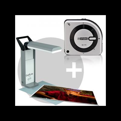 i1Studio + Grafilite Grátis (stock limitado)