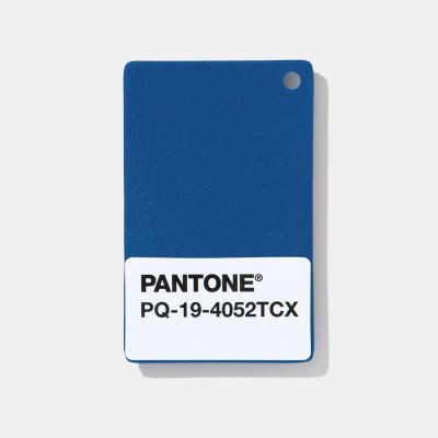 *NOVO* Plastic Standard Chip Cor do Ano 2020, Classic Blue.