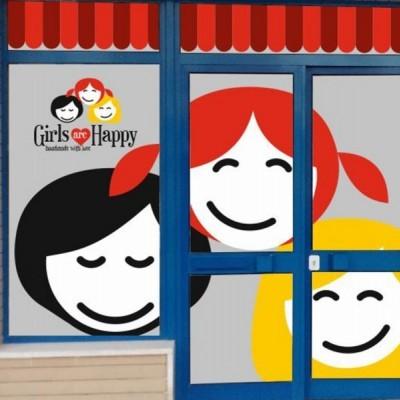 No Atelier da Girls Are Happy,