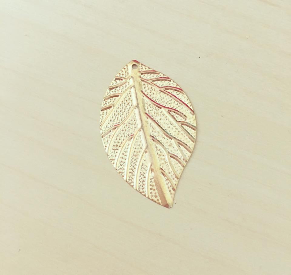 Folha Dourada Fina