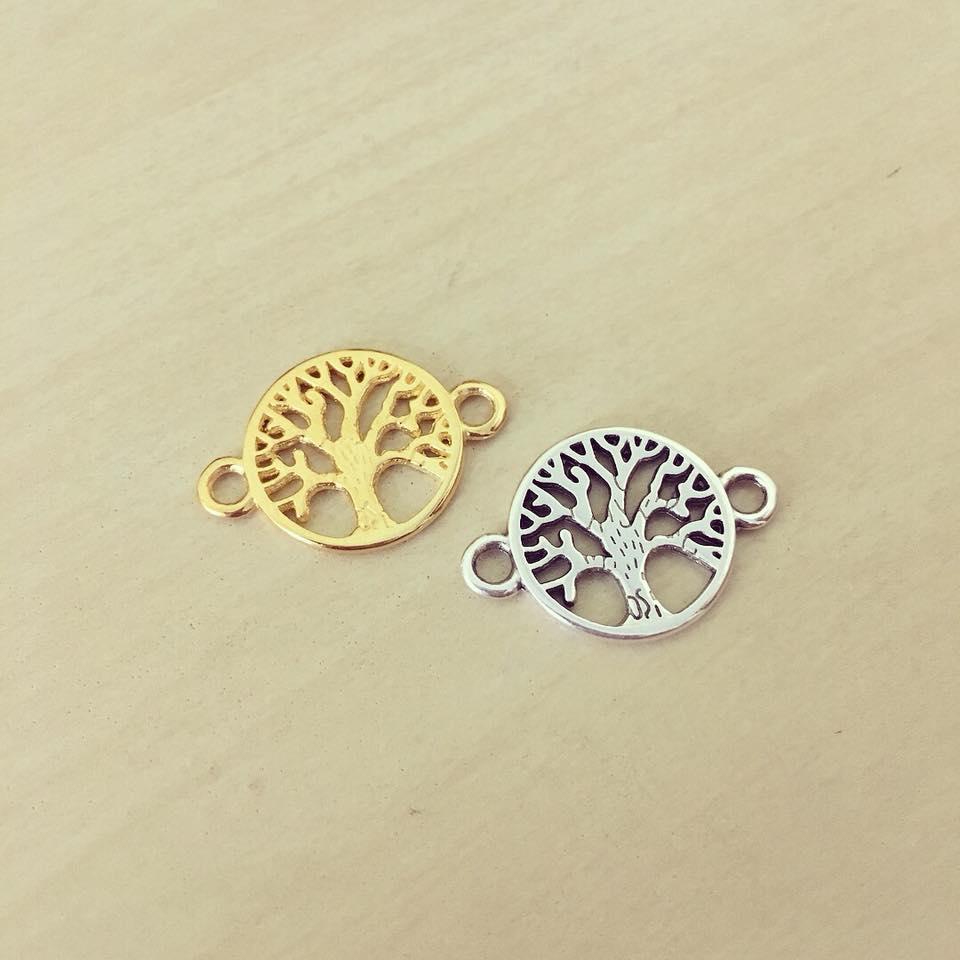 Entremeio Árvore da Vida Circular