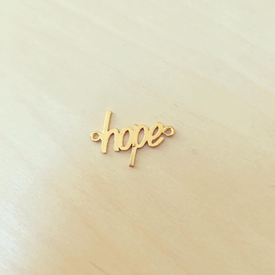 Entremeio Palavra Hope