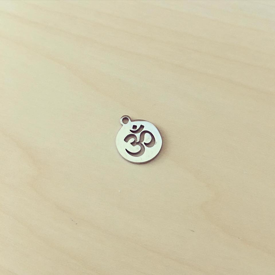 Medalha Ohm Yoga