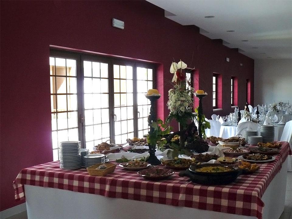 Sala de Eventos Herdade dos Templários