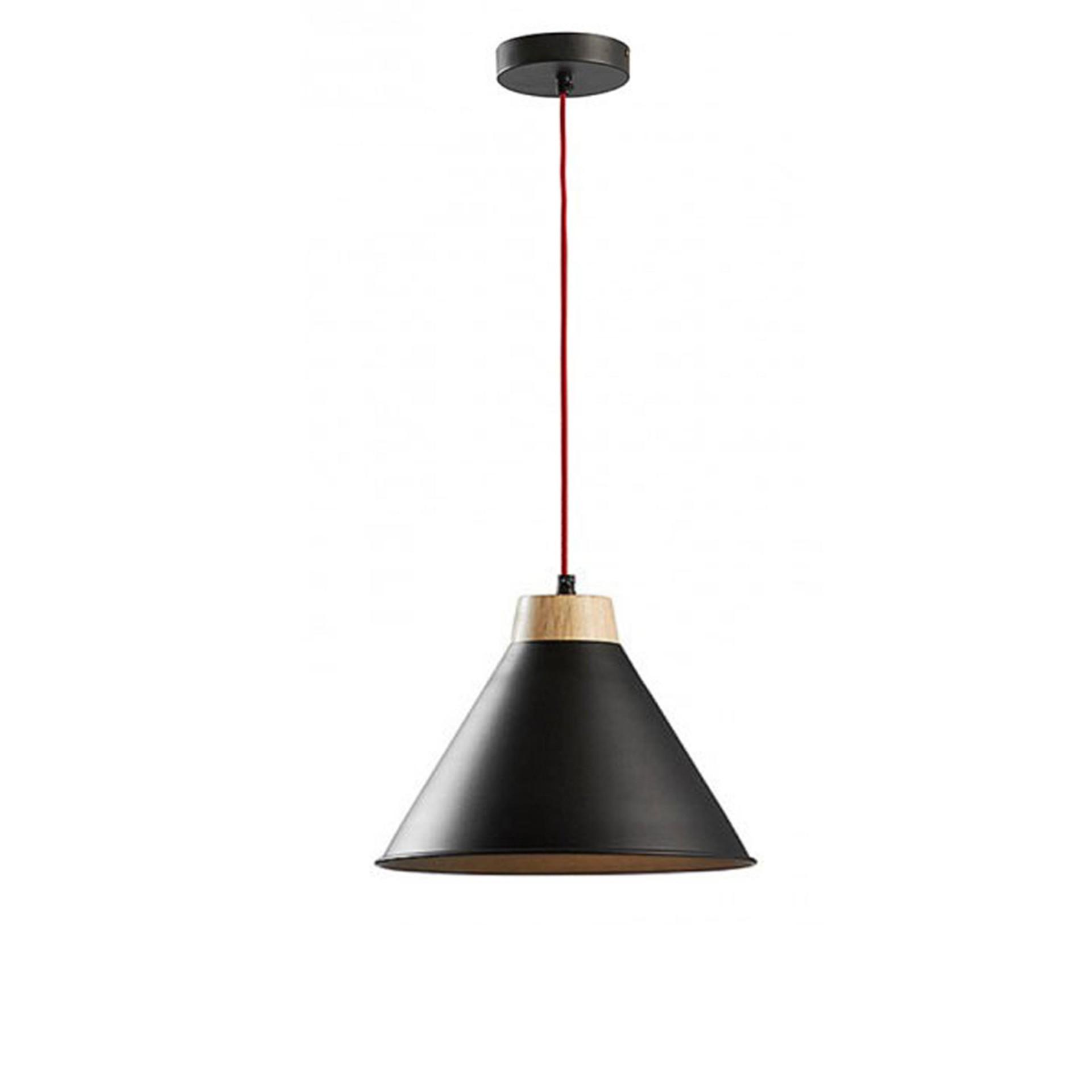 Candeeiro de tecto Bobs, metal, preto, Ø28X18 cm