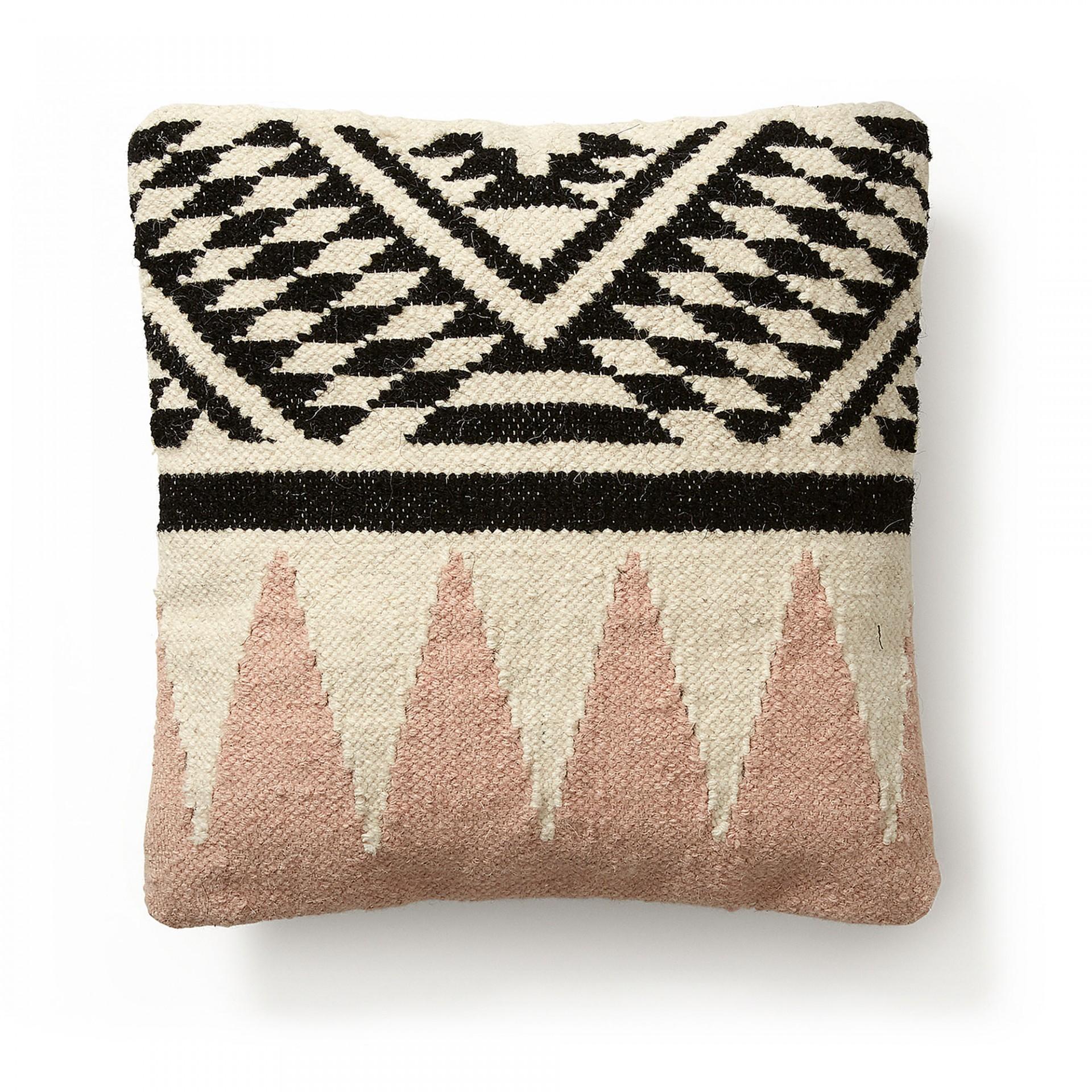 Capa de almofada Fred, algodão, 45x45 cm