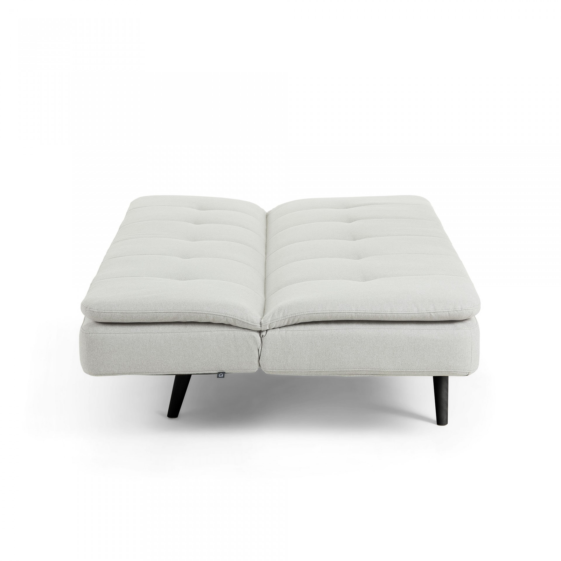 Sofá-cama Abig, estofado, 85x179 cm
