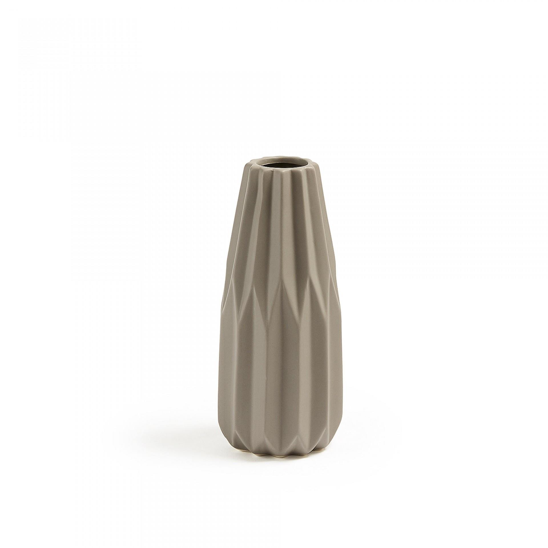 Jarra em cerâmica, Ø11x26 cm