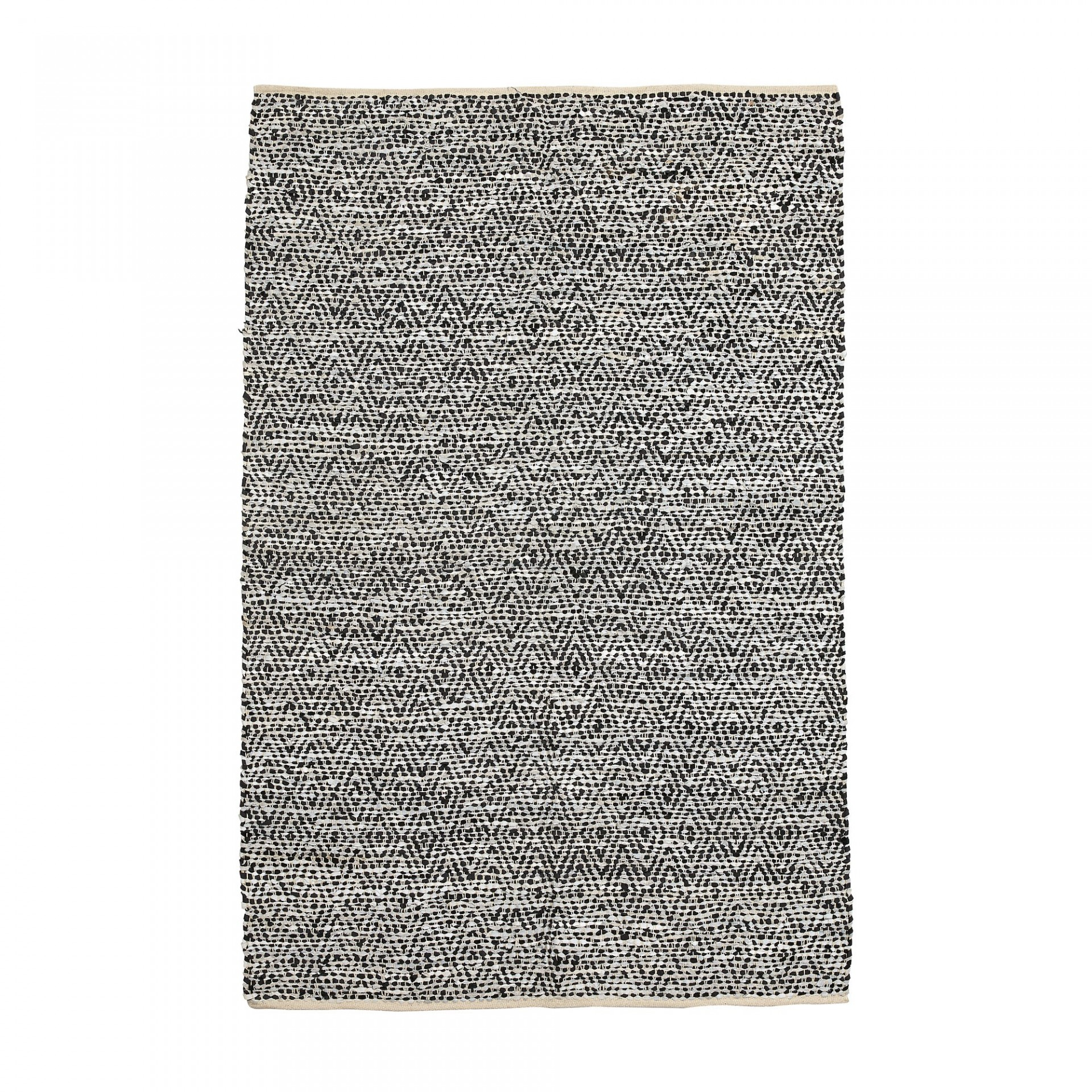 Tapete Agne, ecológico, couro reciclado, 160x230 cm