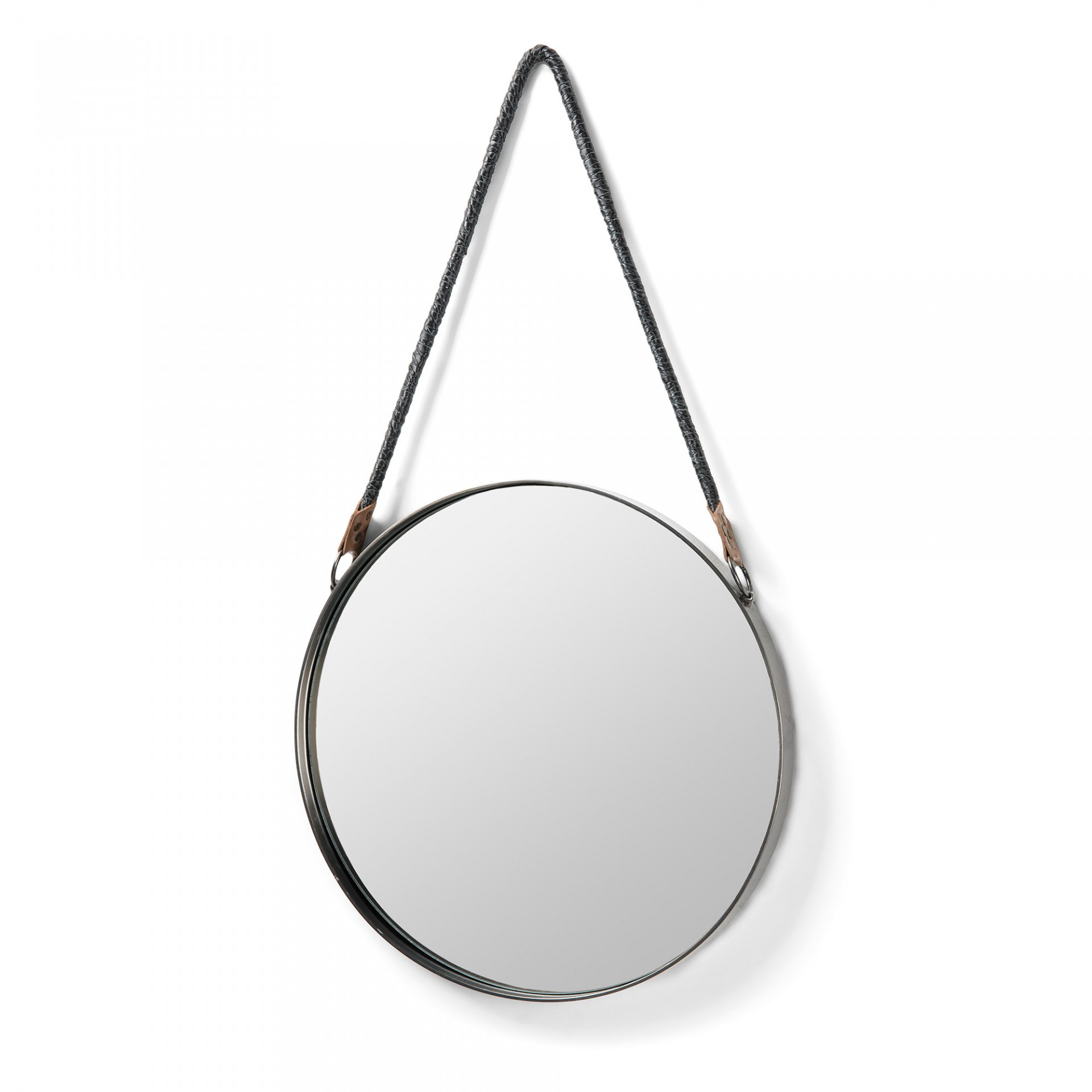 Espelho Stella, metal, Ø39 cm