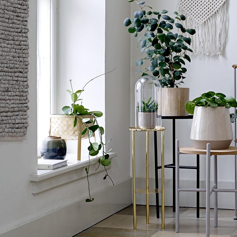 Cestas p/vasos, bambú, (Conj.2)