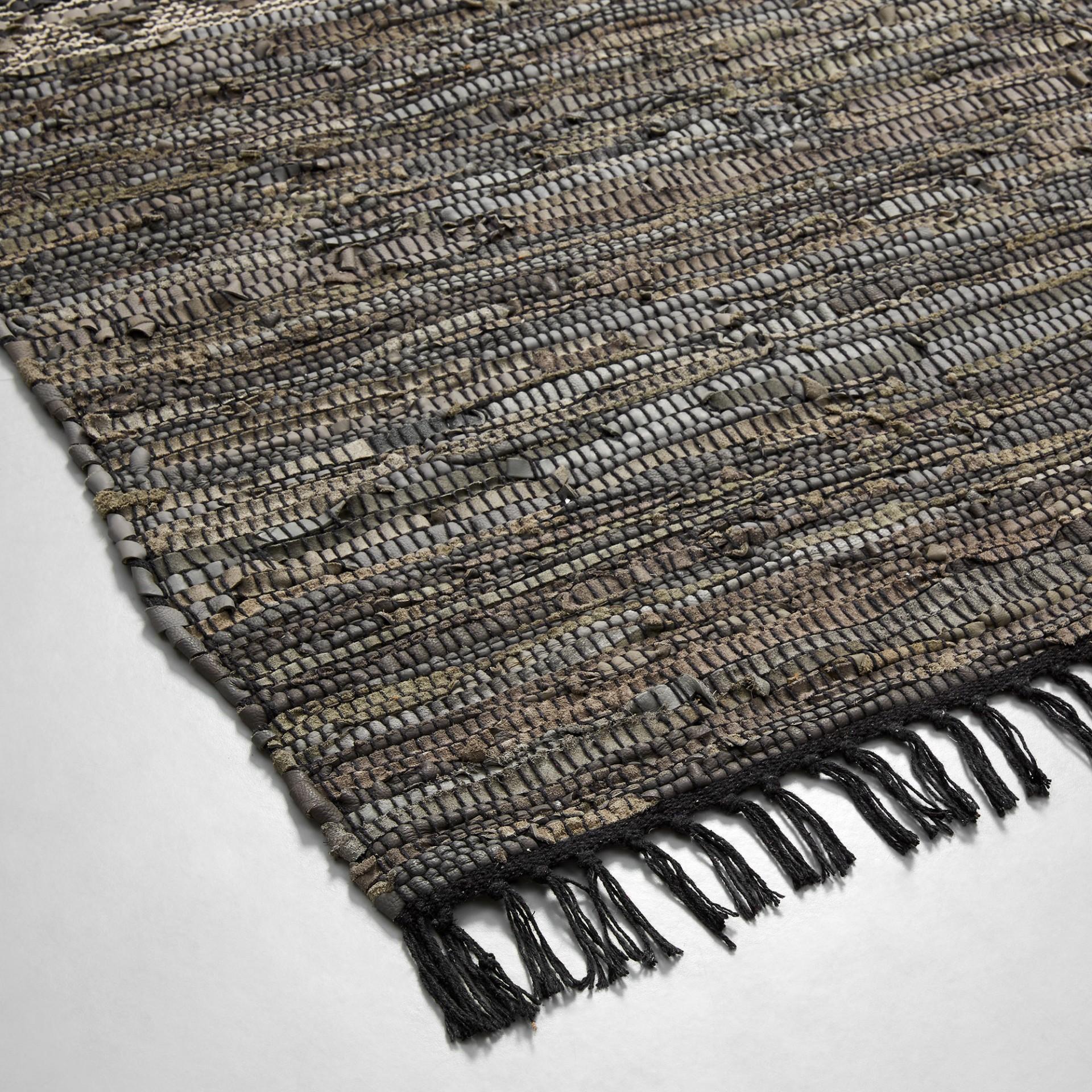 Tapete Lila, ecológico, couro reciclado, 160x230 cm