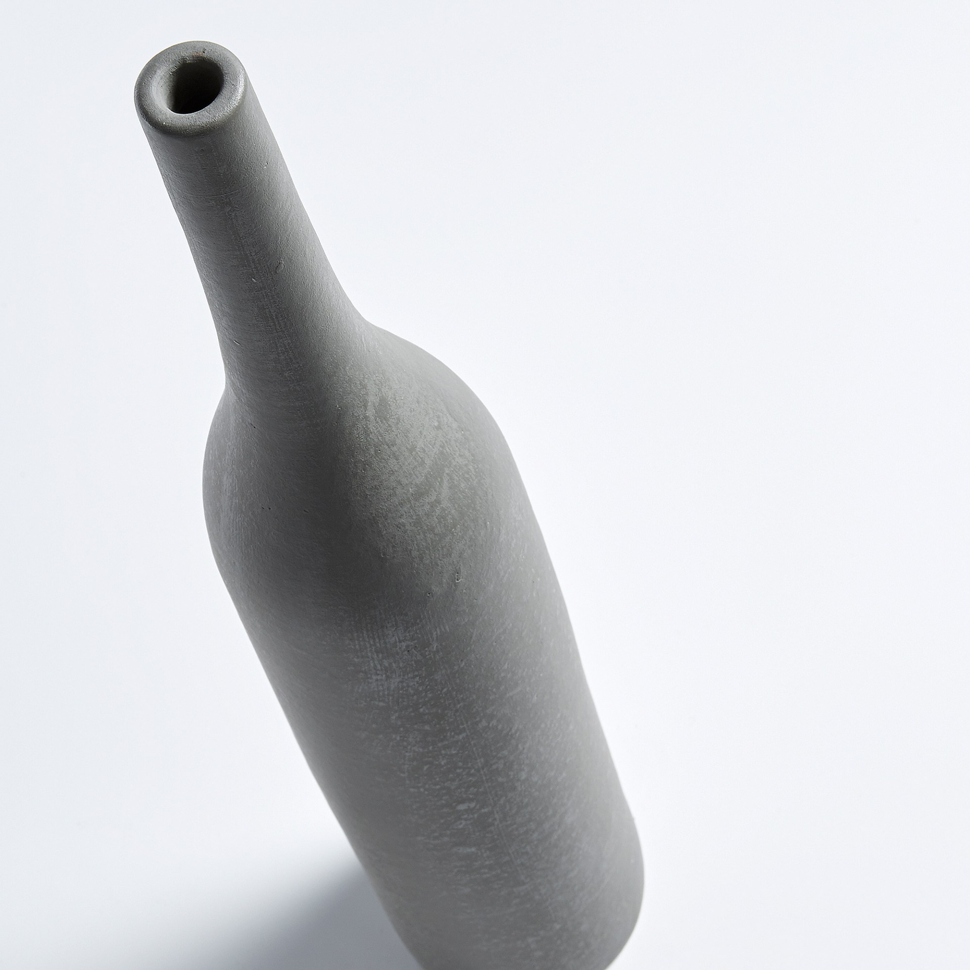 Jarra Midia, cerâmica, Ø8x45 cm
