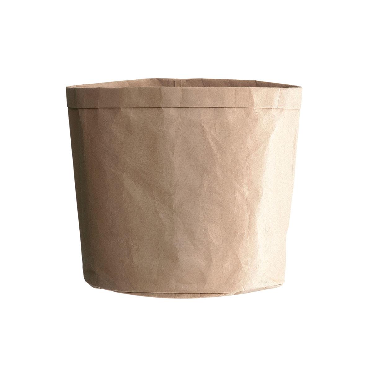 Cesta em papel Kraft