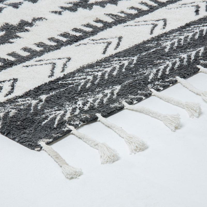 Tapete em algodão, 160x230 cm