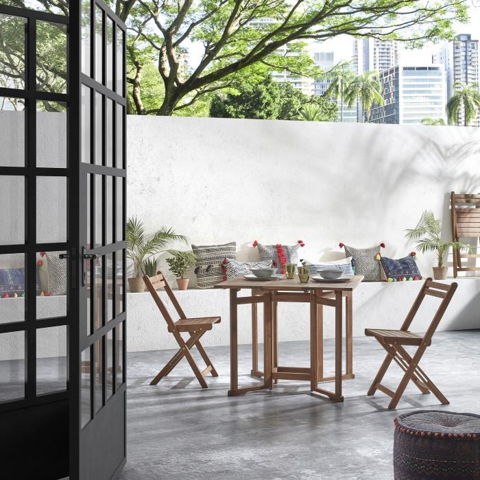 Oliveira artificial, c/vaso cerâmica terracota, 25x40 cm