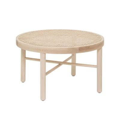 Mesa de centro Luna em madeira faia