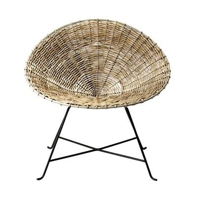 Cadeira Kubu em rattan