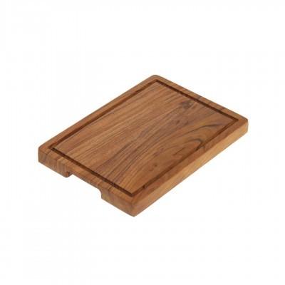 Tábua de cozinha Sipa, madeira de acácia, 35x25