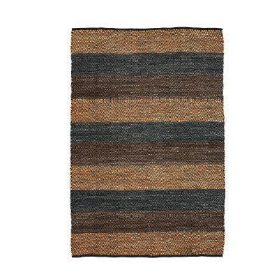 Tapete Leki, ecológico, couro reciclado, 160x230 cm