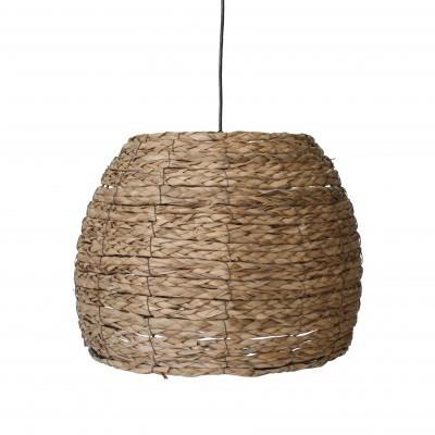 Candeeiro de tecto em seagrass, Ø47 cm