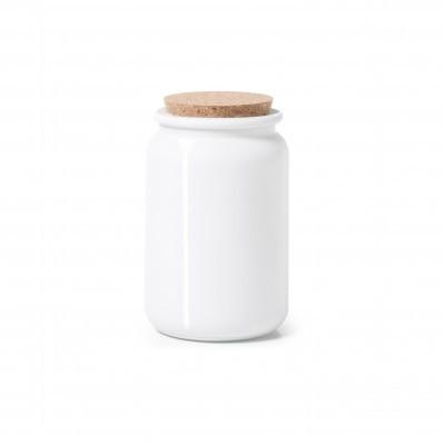 Pote Silom em vidro reciclado