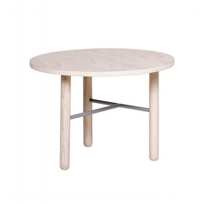 Mesa de centro em madeira carvalho