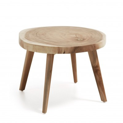 Mesa de centro em madeira Munggur