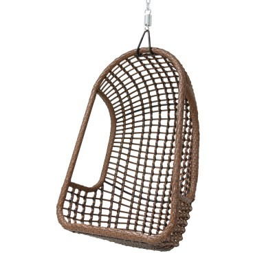 Cadeira suspensa, 110x77 cm