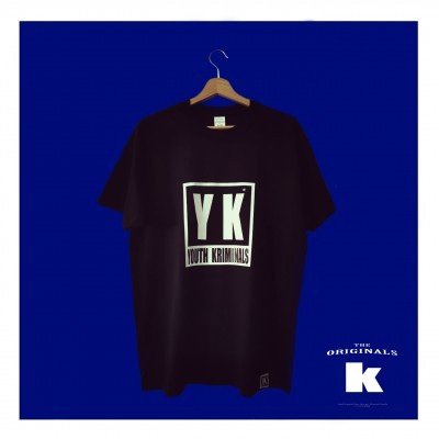 T-Shirt Youth Kriminals (Y.K)
