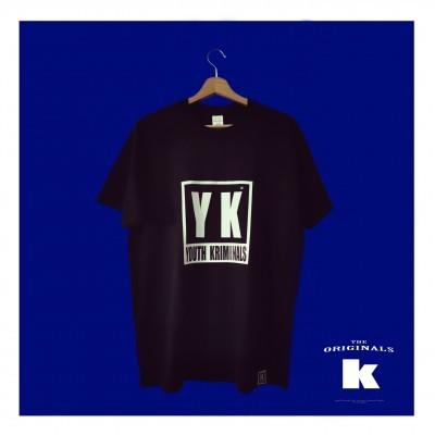 T-Shirt Youth Kriminals (Y.K)