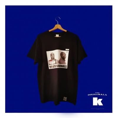 T-Shirt Youth Kriminals (2 Pac)